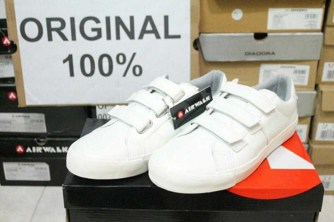 Sepatu Airwalk Julian Original Fesyen Pria Sneakers Di Carousell