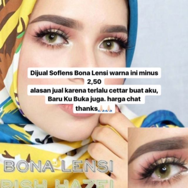 Soflens Bona Lensi Preloved