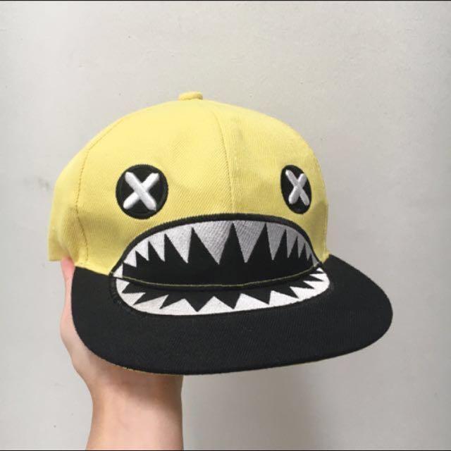 Stinko running man cap