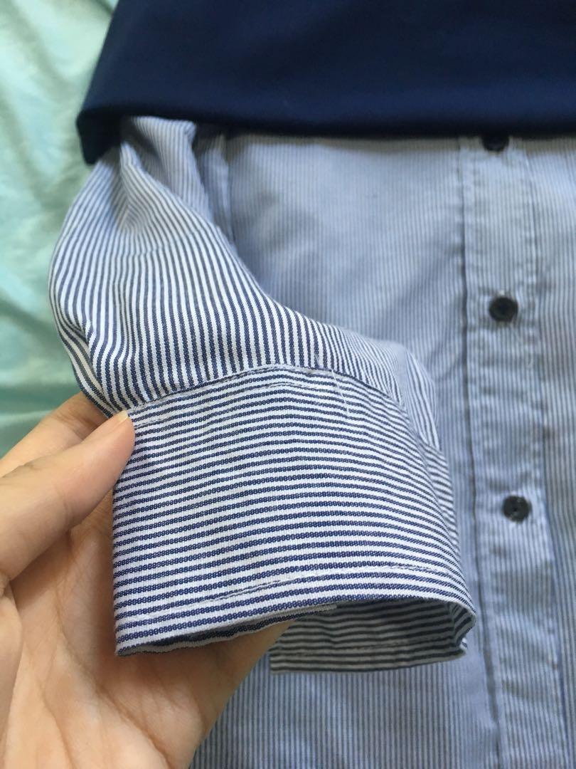 stripe off shoulder