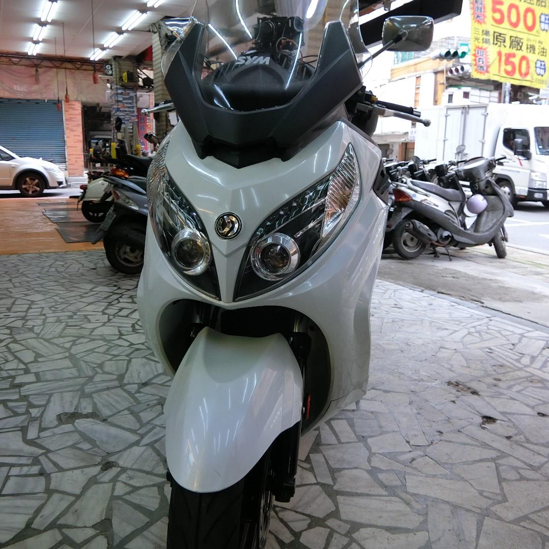 SYM MAXSYM400i ABS