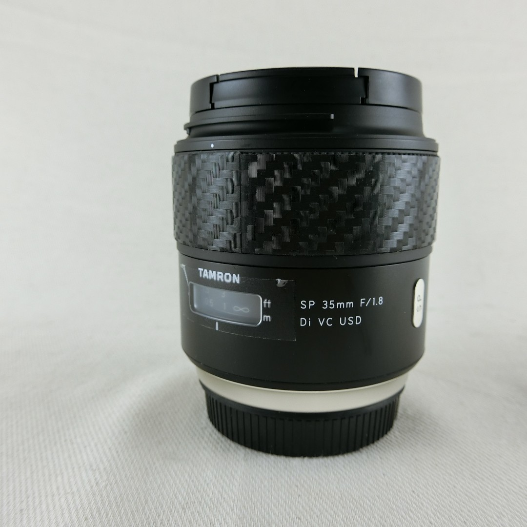TAMRON SP 35mm F1.8 Di VC USD F012 盒裝公司貨 for canon 保固2020年4月