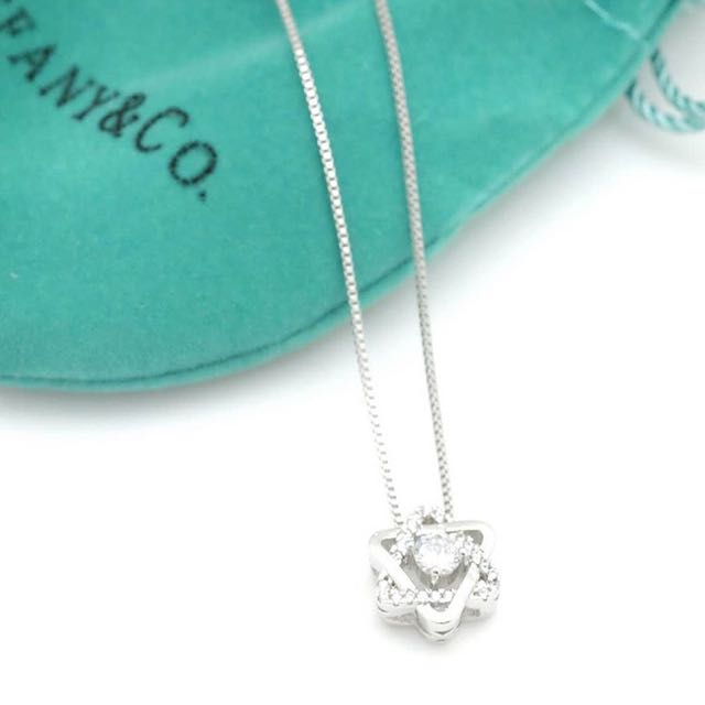 Tiffany&co Star Neklace