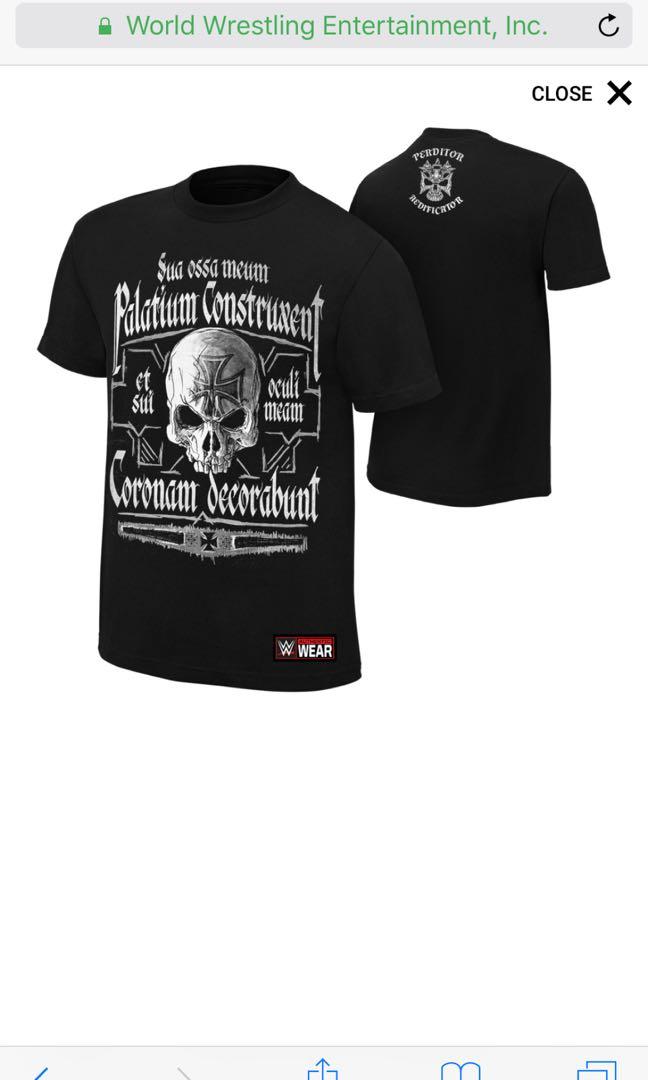 Triple H WWE Replica T-Shirt