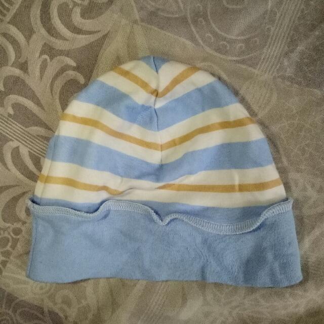 unisex baby bonnet