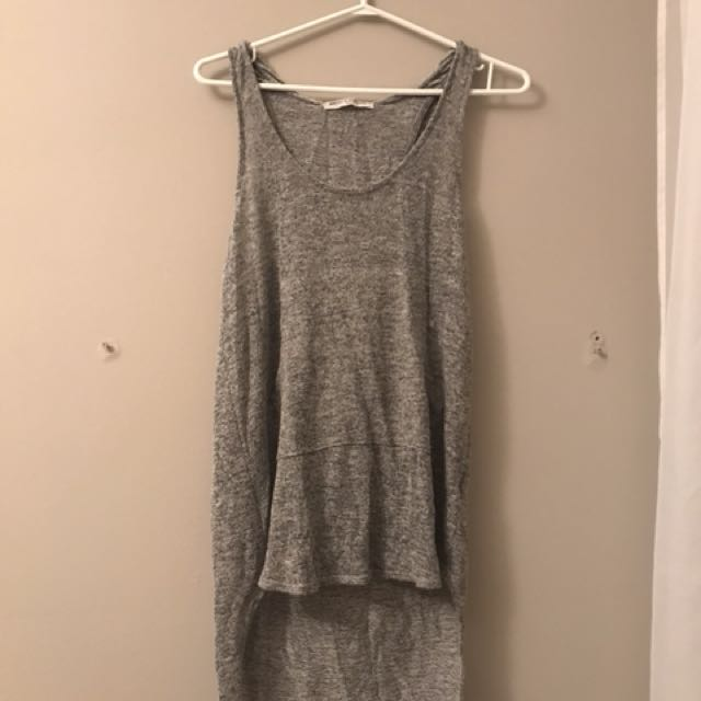 Urban Outfitters Sleeveless Long Sweater
