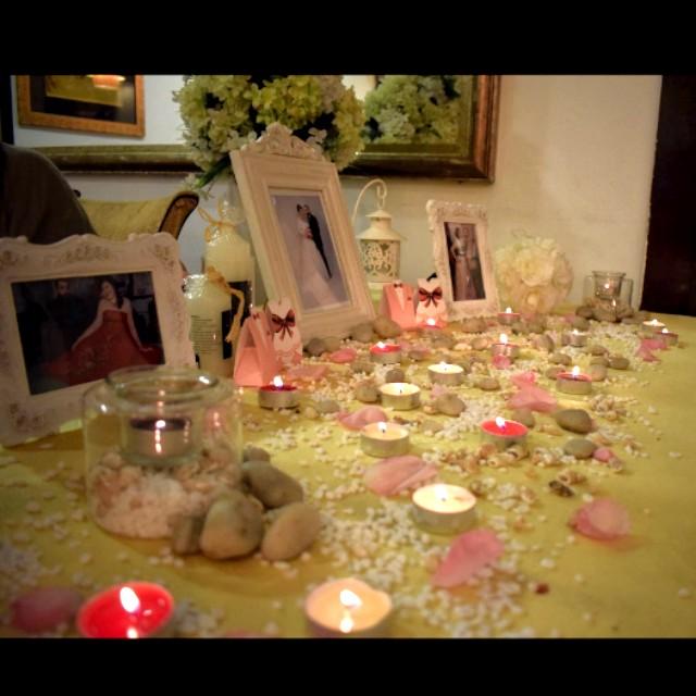 Wedding decoration wedding album corner design craft others on photo photo junglespirit Images