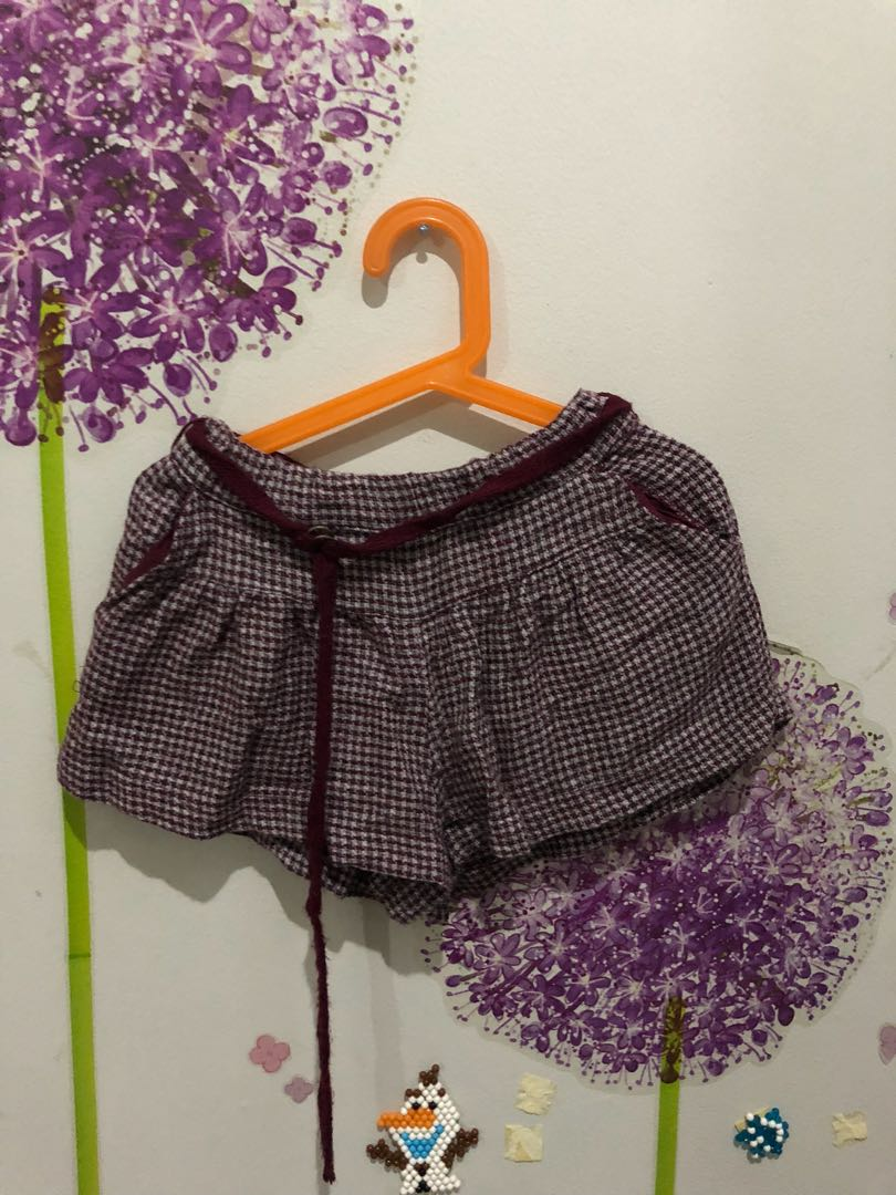 Zara Girls Shorts #MakinTebel