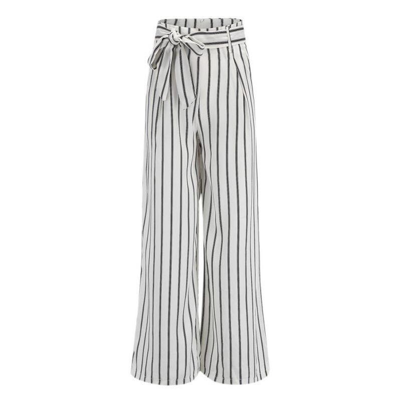 Zara Inspired Striped Wide Pants