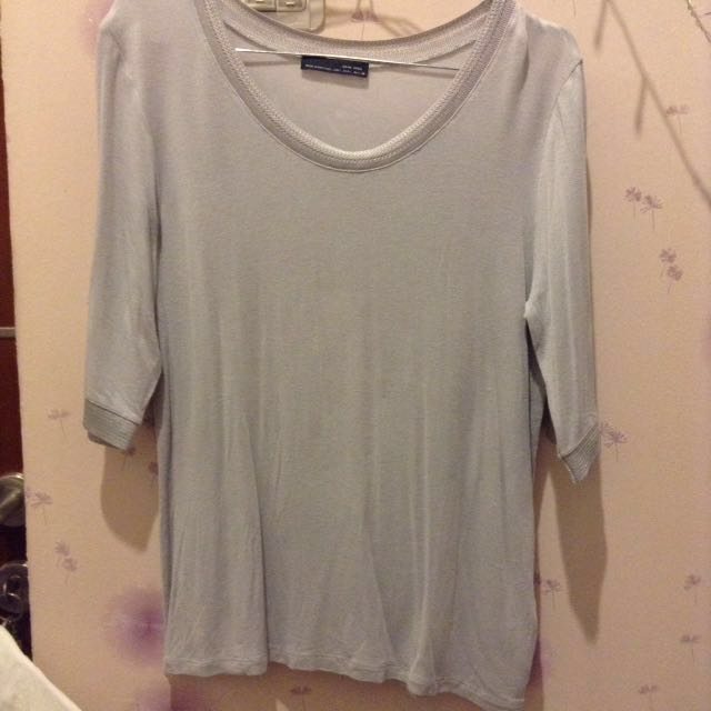 Zara Long Tshirt