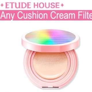 ETUDE HOUSE Any Cushion Cream Filter SPF33 PA==