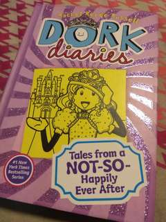 DORK DIARIES Tales from a Not-So-Happily Ever After