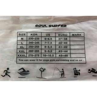 SOUL SURFER 🏄♀️ SHOES