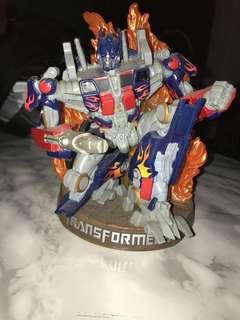 Optimus Prime Figurine