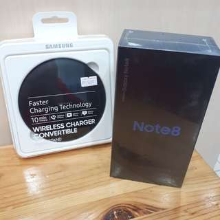 Samsung Note 8 Kredit Free Wireless Charger