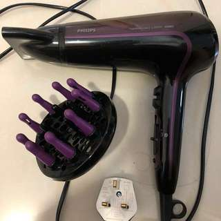 Philips thermoprotect hairdryer 風筒