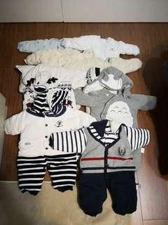 Brand new unworn baby winter wear