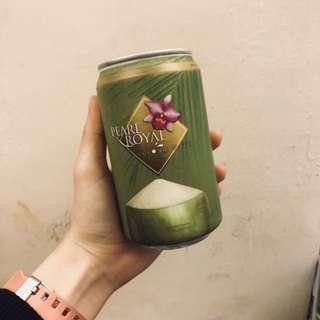 pearl Royal 椰子水 罐裝  310ml