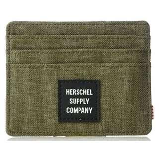 Herschel Supply Co. Men's Felix Rfid Cardholder