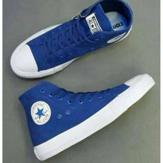 G06 - Converse CT II High Blue