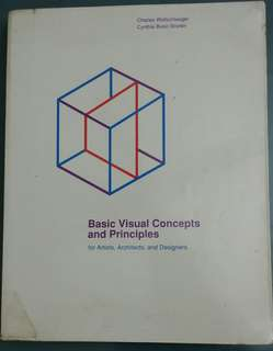 Basic Visual Concepts and Principles for artists & architects