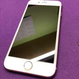 iPhone 6S 64GB Rose Gold 玫瑰金