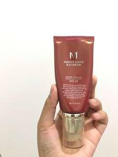 Missha M Perfect Cover BB Cream SPF 42 PA+++(50ml) Light Beige (21)