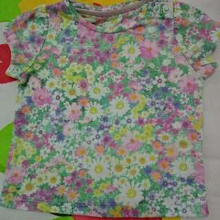 Mothercare shirts (FREE POSTAGE)