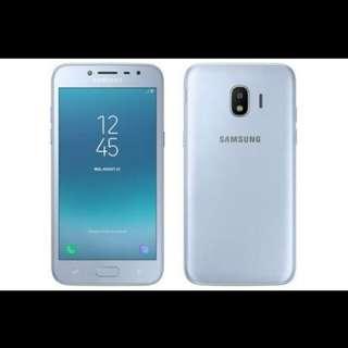 Samsung Galaxy J2 Pro. Promo Kredit Easy 15. Proses 3 Menit.