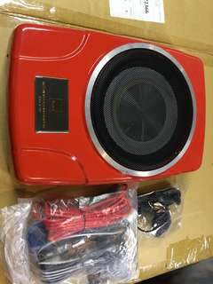 MBQ Limited edition active subwoofer