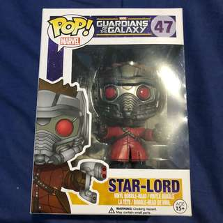 Funko Pop Guardians of the Galaxy #47 Star-Lord
