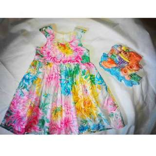 Girl Dress size 1-2yrs old