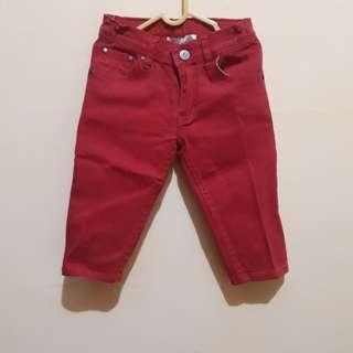 #MakinTebel celana jeans