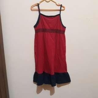 #MakinTebel dress anak