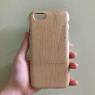 文青木製iPhone 6s case
