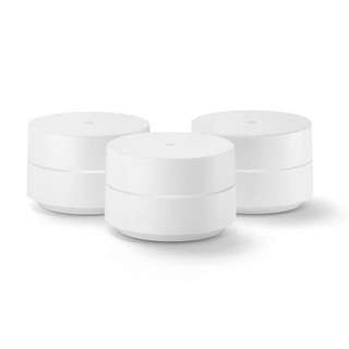 [IN-STOCK] Google Wifi System with 1 Year Warranty(Set of 3) - Router for Whole Home Coverage - US Set
