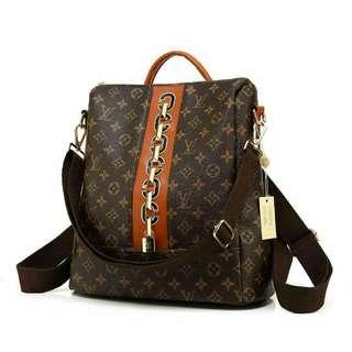Louis Vuitton Ransel Premium (Monogram Brown)