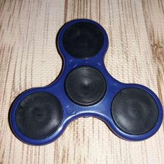 #MakinTebel spinner black blue