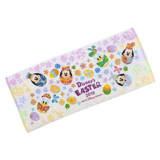 Tokyo Disneysea Disneyland Disney Resorts Sea Land Easter 2018 Egg Face Towel Preorder
