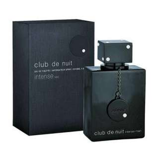 Club de nuit intense men perfume