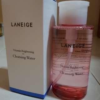 Laneige Vitamin Brightening Cleansing Water (300ml)