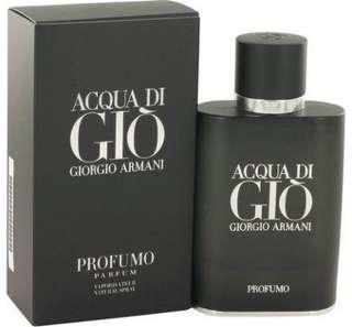 Goirgio armani acqua di gio profumo perfume