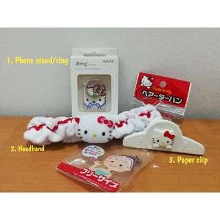* Hello Kitty * Accessories *