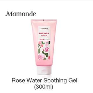 Mamonde smoothing gel