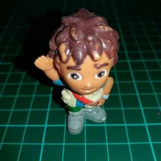 #MakinTebel figure karakter dora