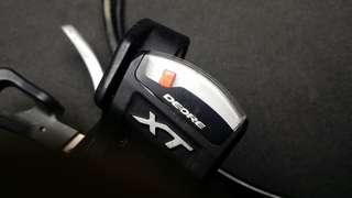 Shimano XT shifter 10 speed