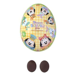 Tokyo Disneysea Disneyland Disney Resorts Sea Land Easter 2018 Egg Chocolate Preorder