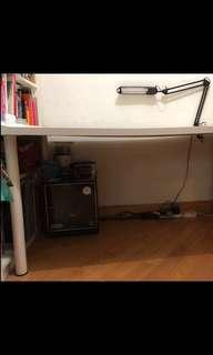IKEA dining table 書枱(枱腳可拆除)