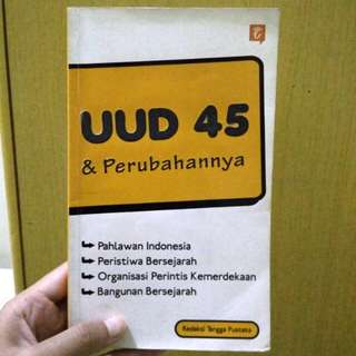 Buku UUD 45