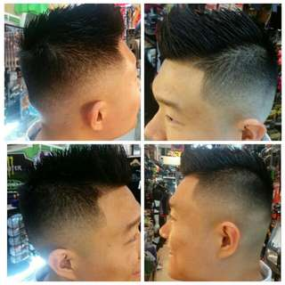 Barber service at profile asia No 139 jalan besar # 01 - 01 singapore 208857 Tel 62968639 Tel 62968639 Open daily 11. 30 to 10 Pm Booking available KEN GOH HP 81187155  Instagram : Kenlovesred